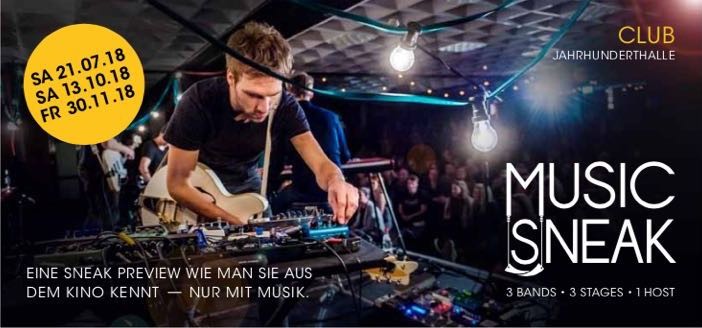 CHRISTOPH SEUBERT | PHOTOGRAPHER Music Sneak
